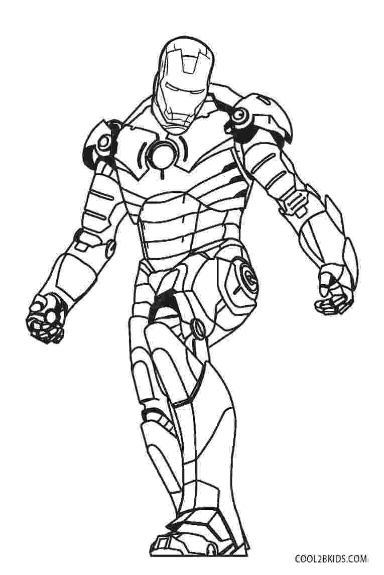 ironman colouring free printable iron man coloring pages for kids cool2bkids ironman colouring