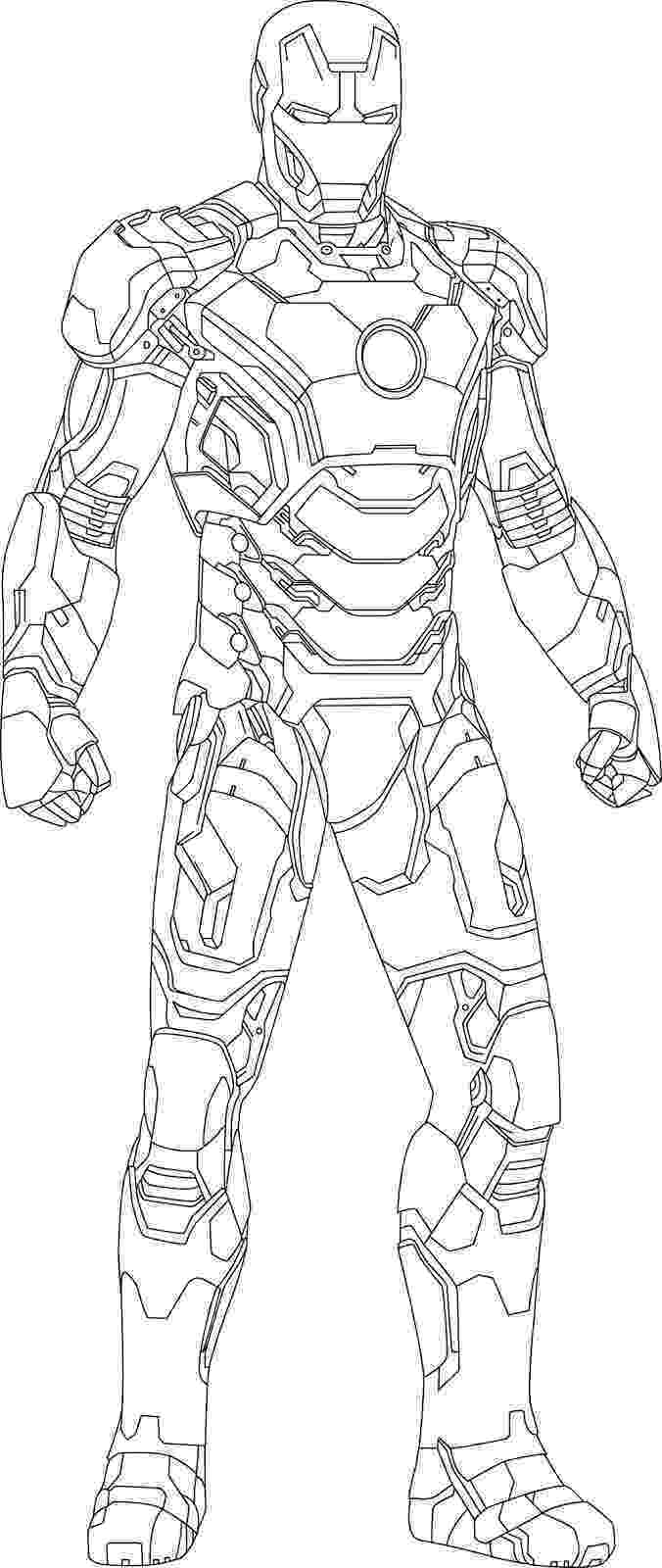 ironman colouring iron man 2 coloring pages collections ironman colouring
