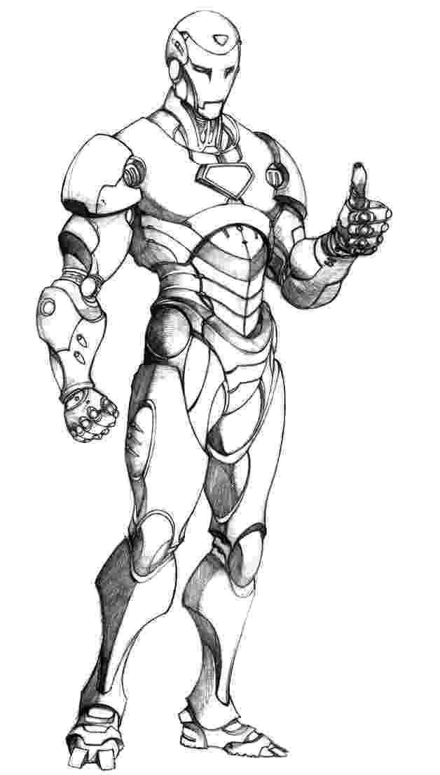 ironman colouring iron man coloring pages getcoloringpagescom ironman colouring 1 1