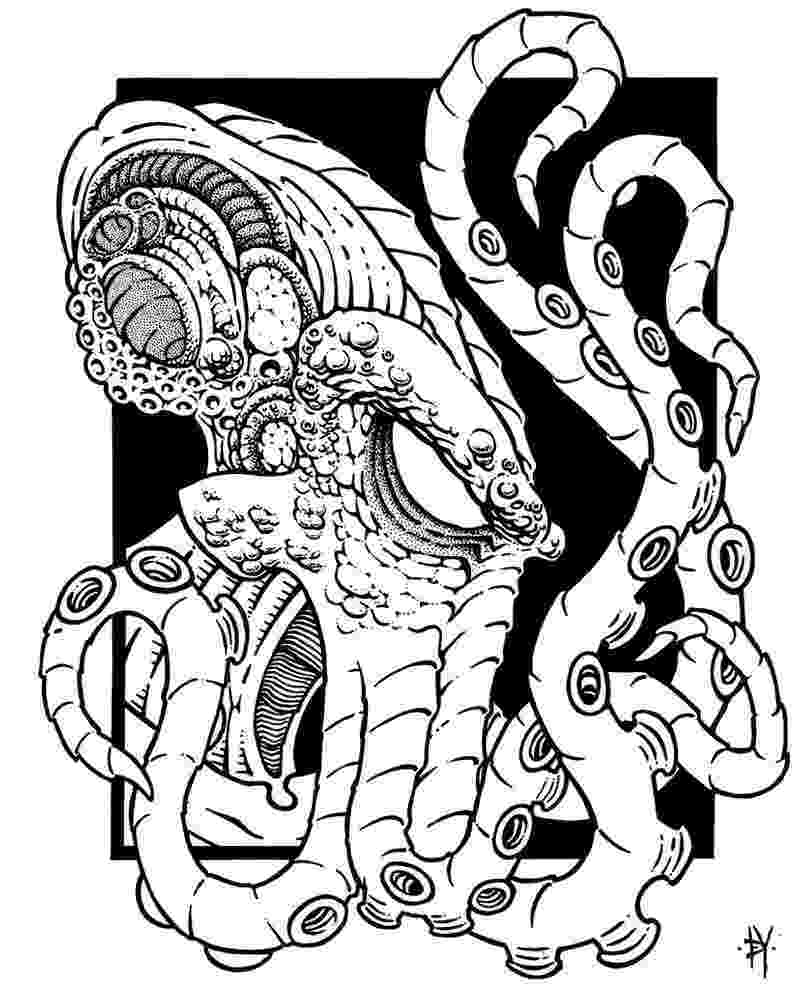 is for cthulhu coloring book cthulhu coloring book book for coloring cthulhu is