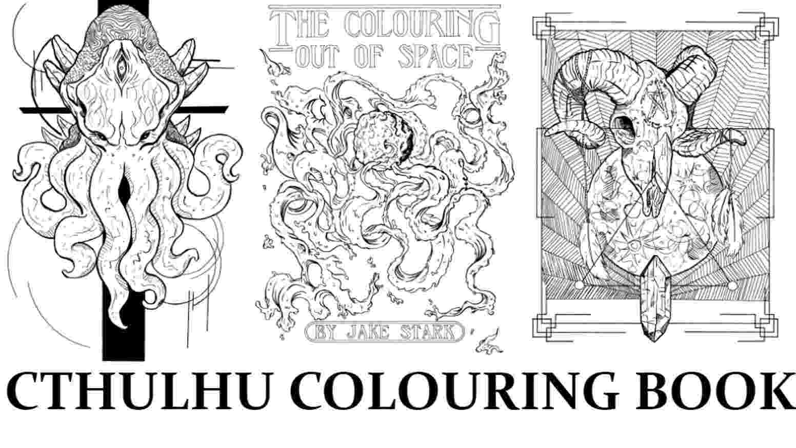 is for cthulhu coloring book lord cthulhu by tillinghast23 on deviantart for is book cthulhu coloring