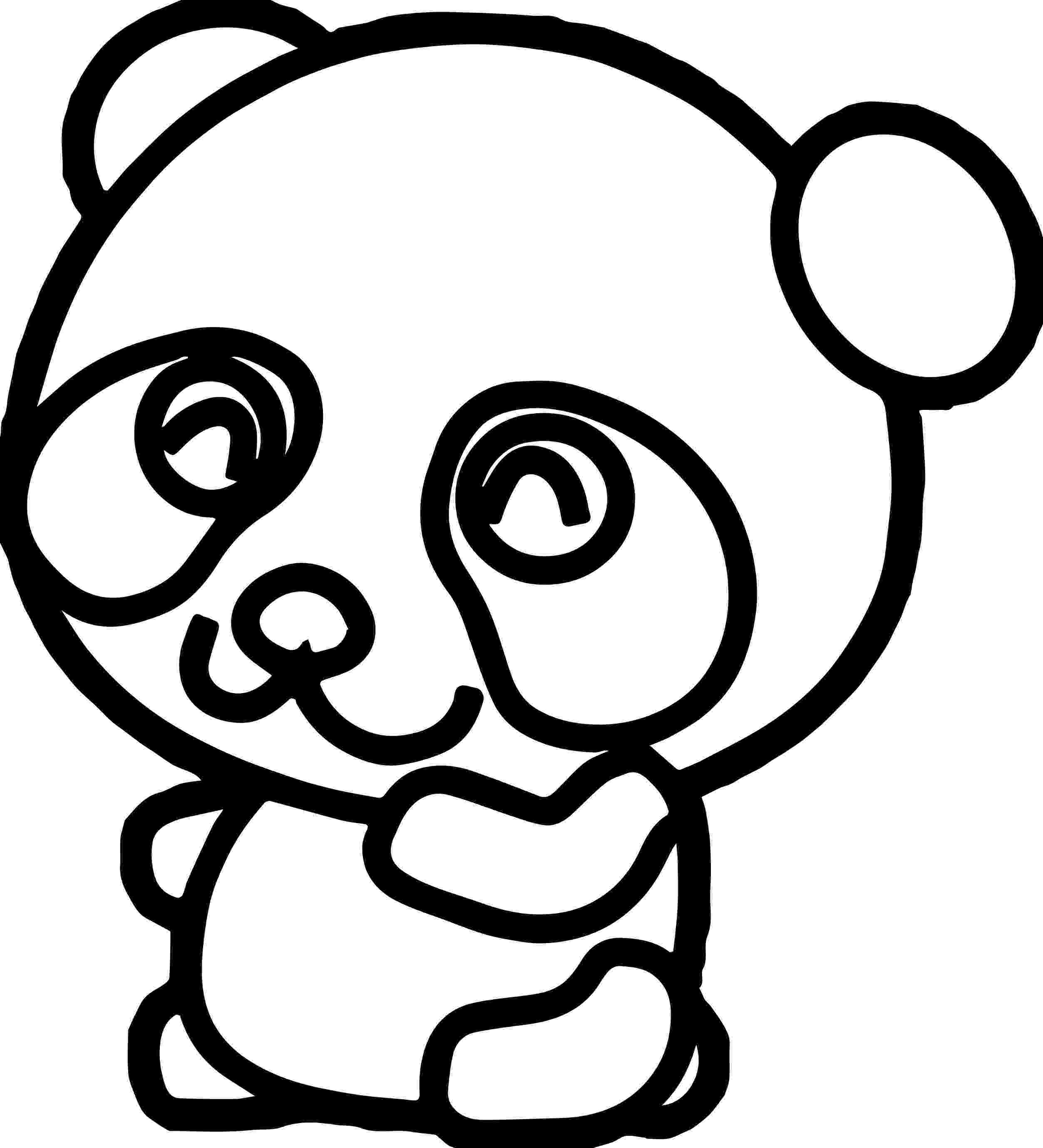is for panda coloring pages cute panda coloring pages download free printable pages panda is for coloring