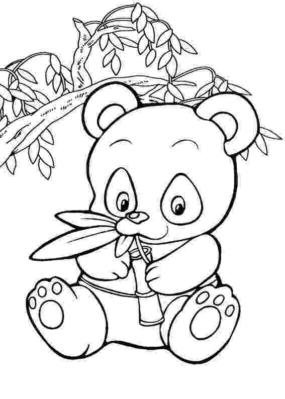 is for panda coloring pages free printable panda coloring pages for kids cool2bkids for panda coloring is pages