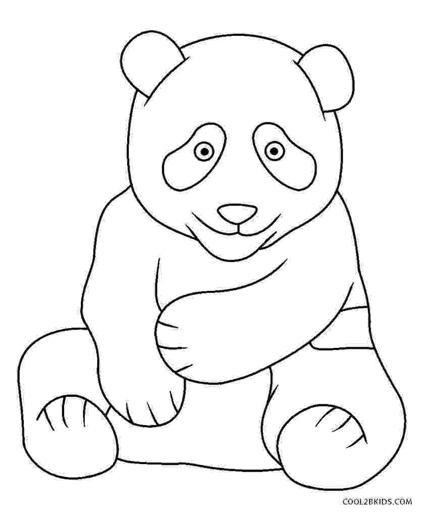 is for panda coloring pages free printable panda coloring pages for kids cool2bkids is pages panda for coloring