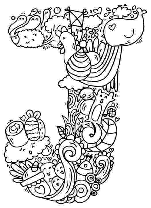 j coloring pages letter j coloring sheet coloring home coloring pages j