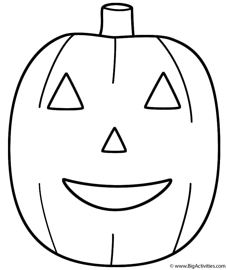 jack o lantern coloring page jack o lantern coloring page free large images o coloring jack page lantern