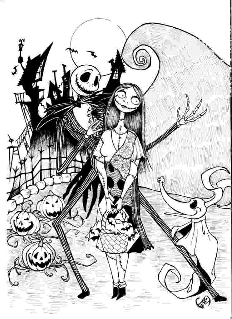 jack skellington coloring pages free printable nightmare before christmas coloring pages coloring jack pages skellington