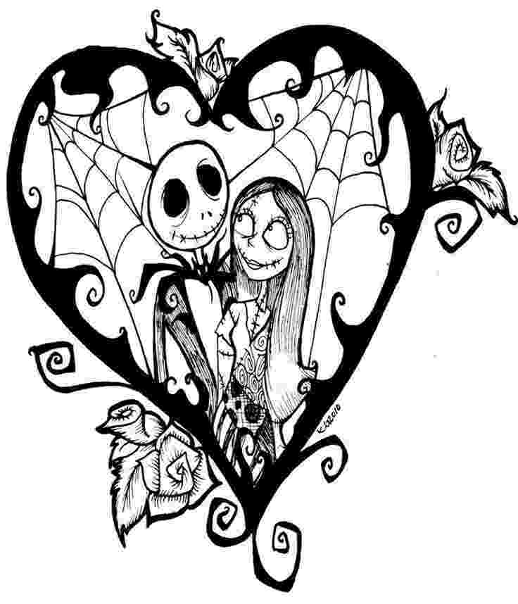 jack skellington coloring pages free printable nightmare before christmas coloring pages jack skellington pages coloring