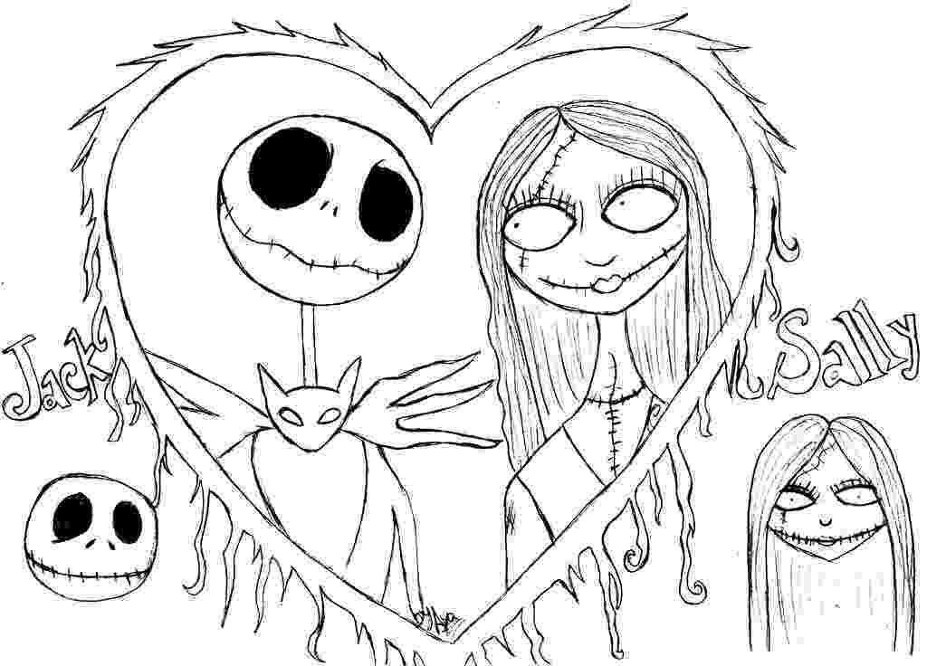 jack skellington coloring pages the nightmare before christmas coloring pages coloring skellington jack pages