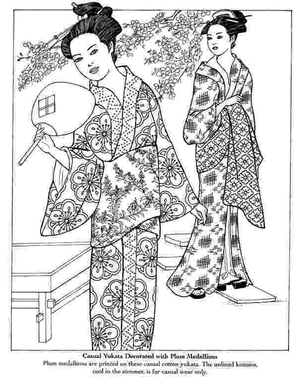 japanese coloring pages inkspired musings japan poems culture paperdolls and japanese coloring pages