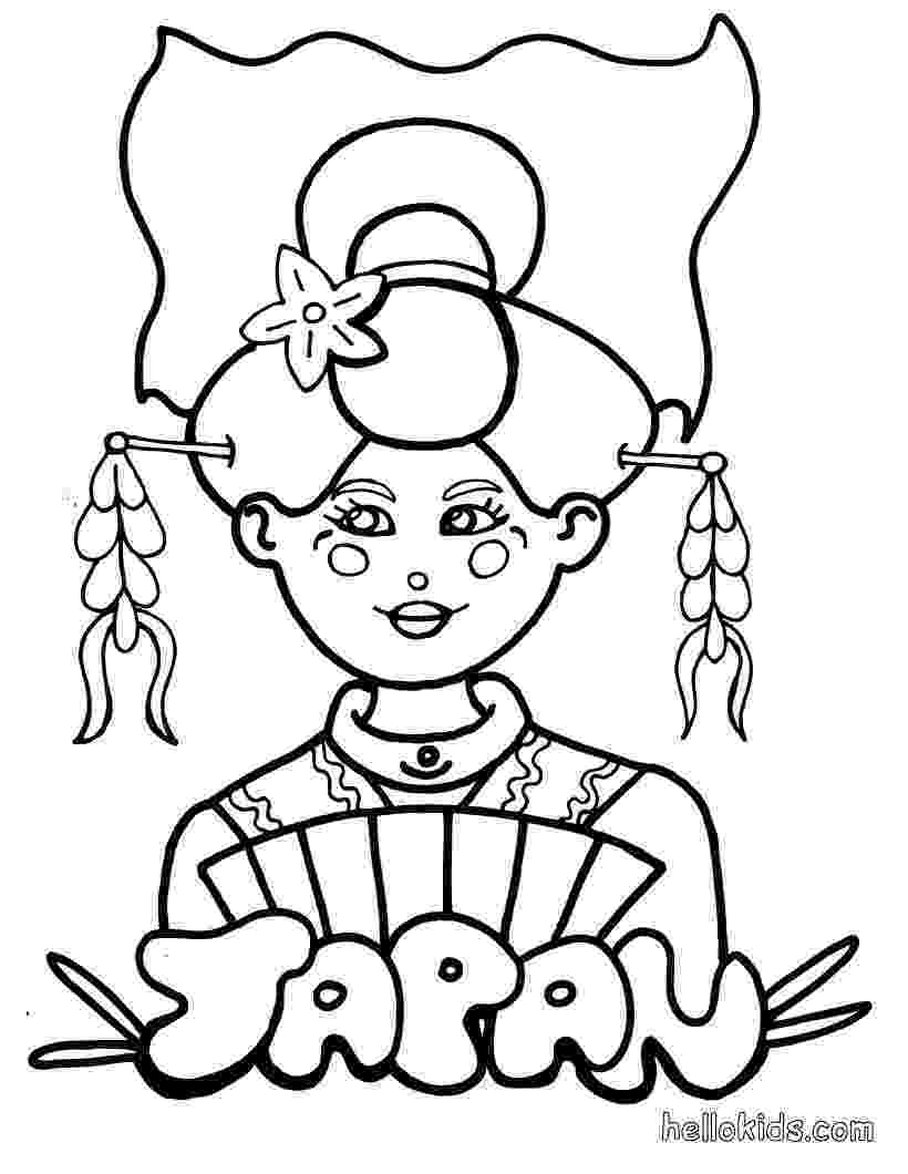 japanese coloring pages japan coloring pages to download and print for free coloring japanese pages