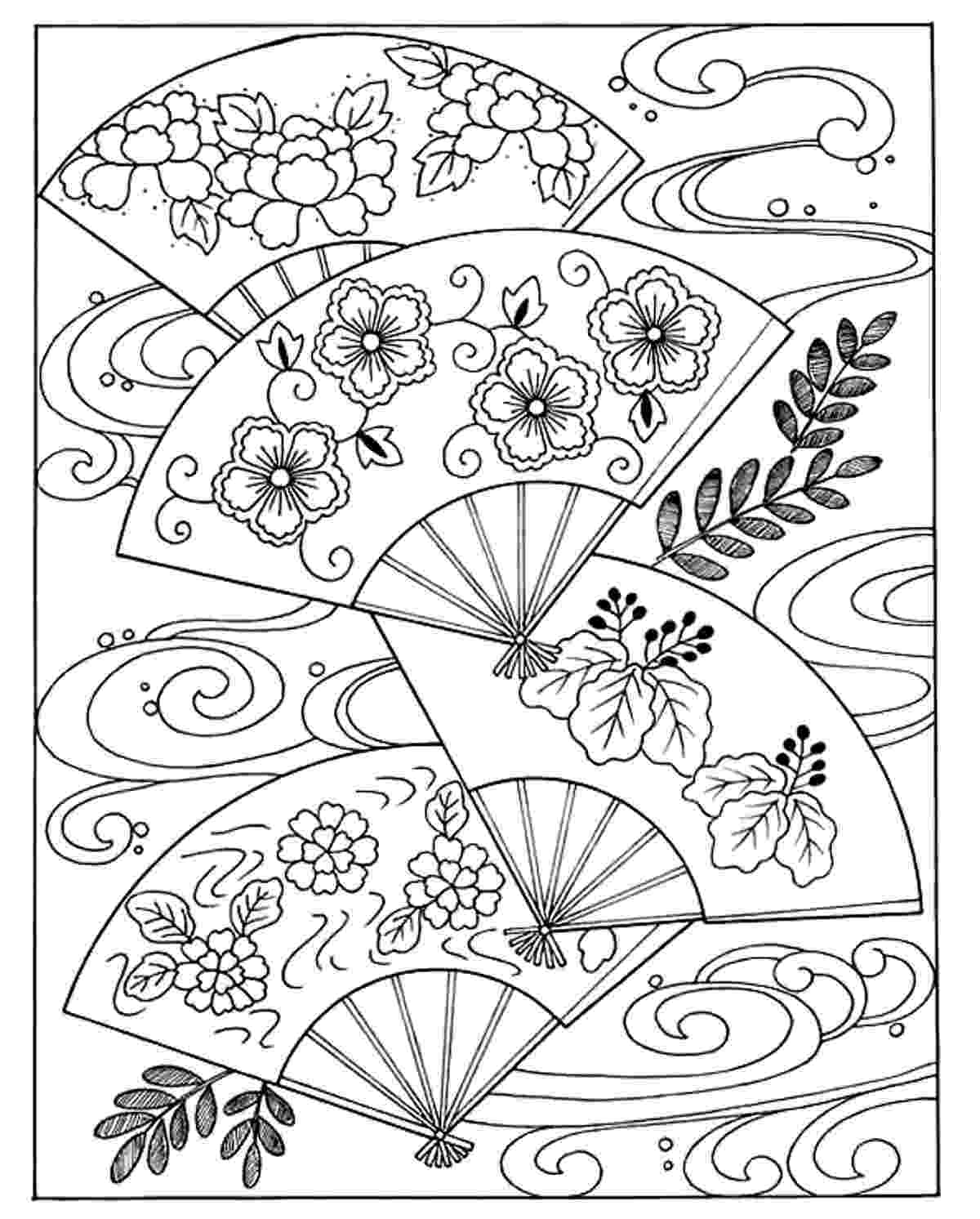 japanese coloring pages japan coloring pages to download and print for free japanese coloring pages