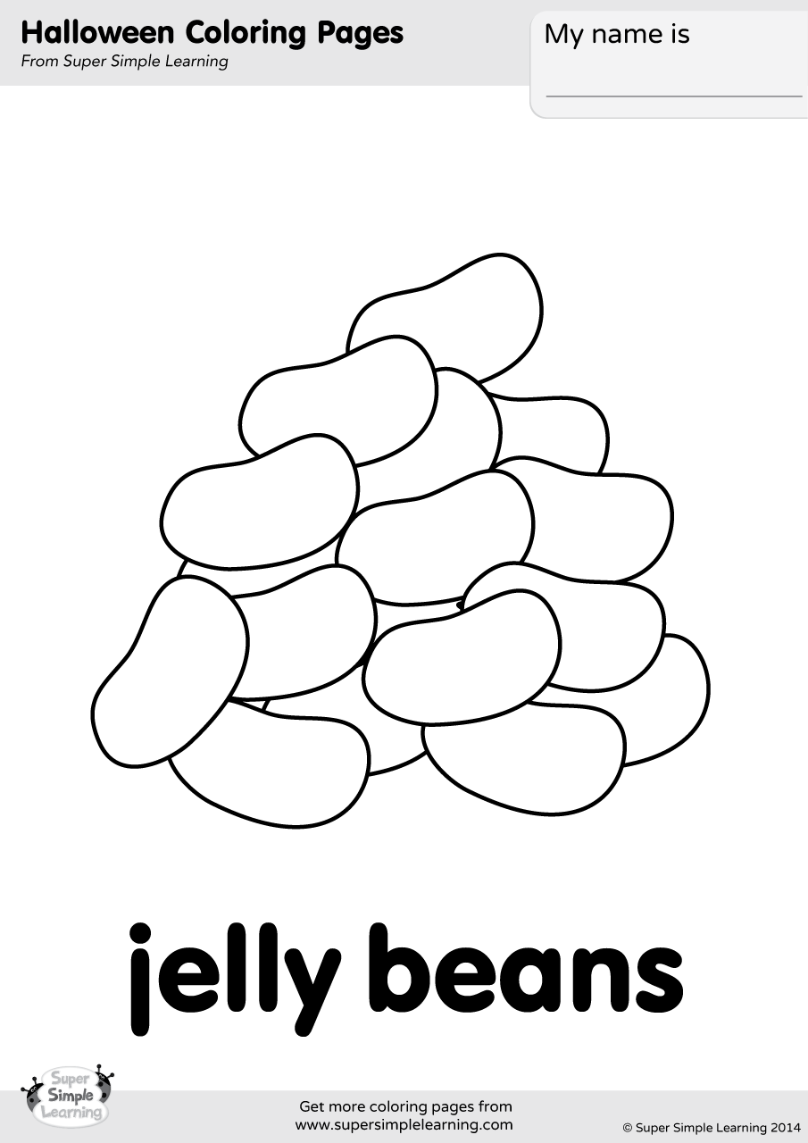 jelly bean coloring page printable printable jelly bean coloring page coloring home printable jelly bean page coloring