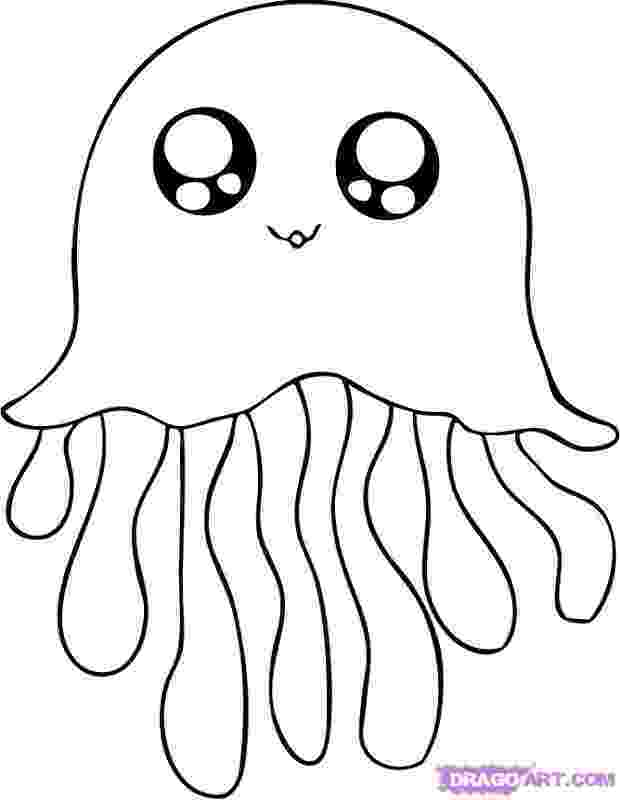 jellyfish coloring jellyfish coloring pages getcoloringpagescom jellyfish coloring
