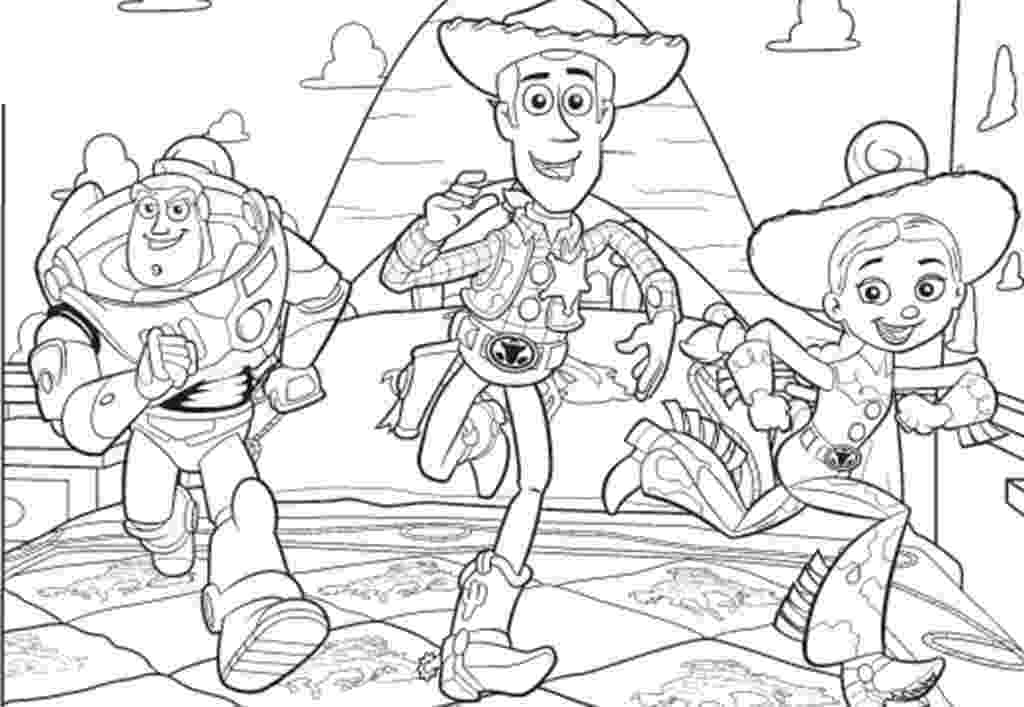 jessie toy story coloring pages radkenz artworks gallery toy story pages toy coloring story jessie