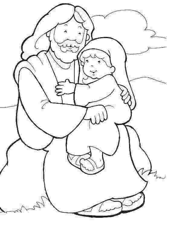 jesus and the children coloring page gesù e i bambini jésus et les enfants religiocando coloring jesus the children page and