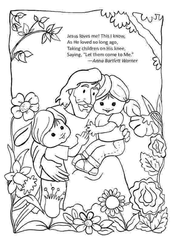 jesus and the children coloring page let the children come to me sunday school coloring children and the page coloring jesus