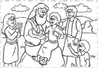 jesus and the children coloring page tia paula jesus e as crianças para colorir coloring children the jesus page and