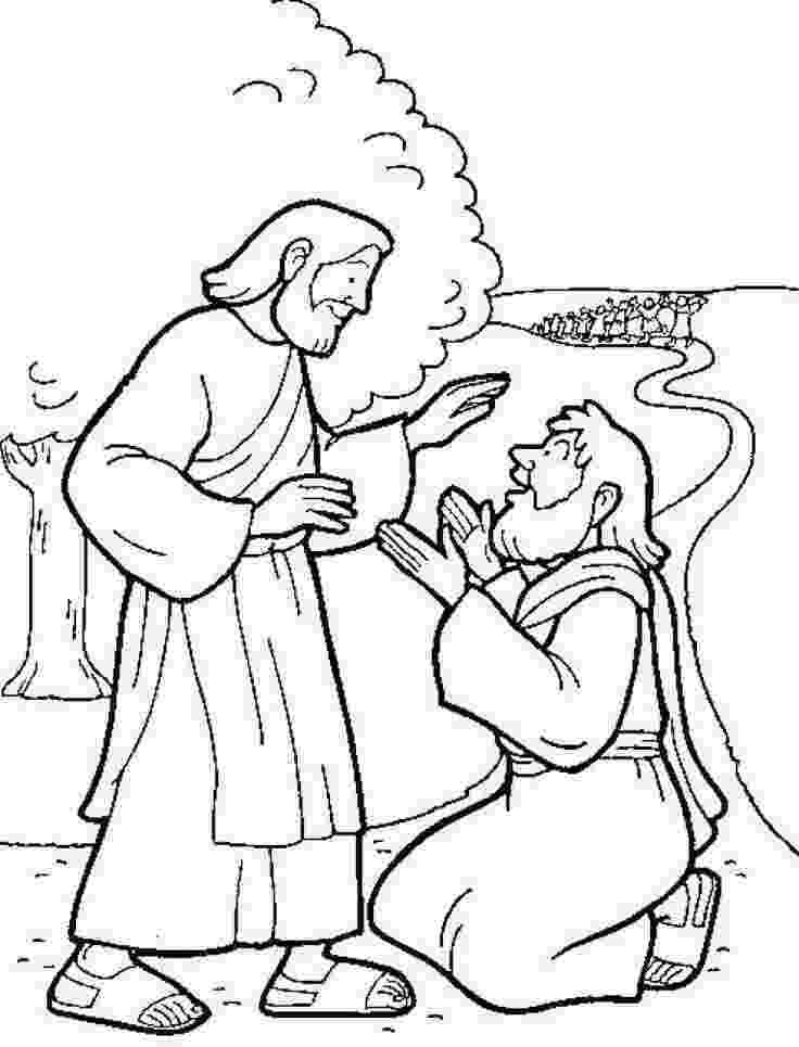 jesus heals a leper coloring page bible story coloring page for jesus heals ten lepers coloring heals jesus page leper a