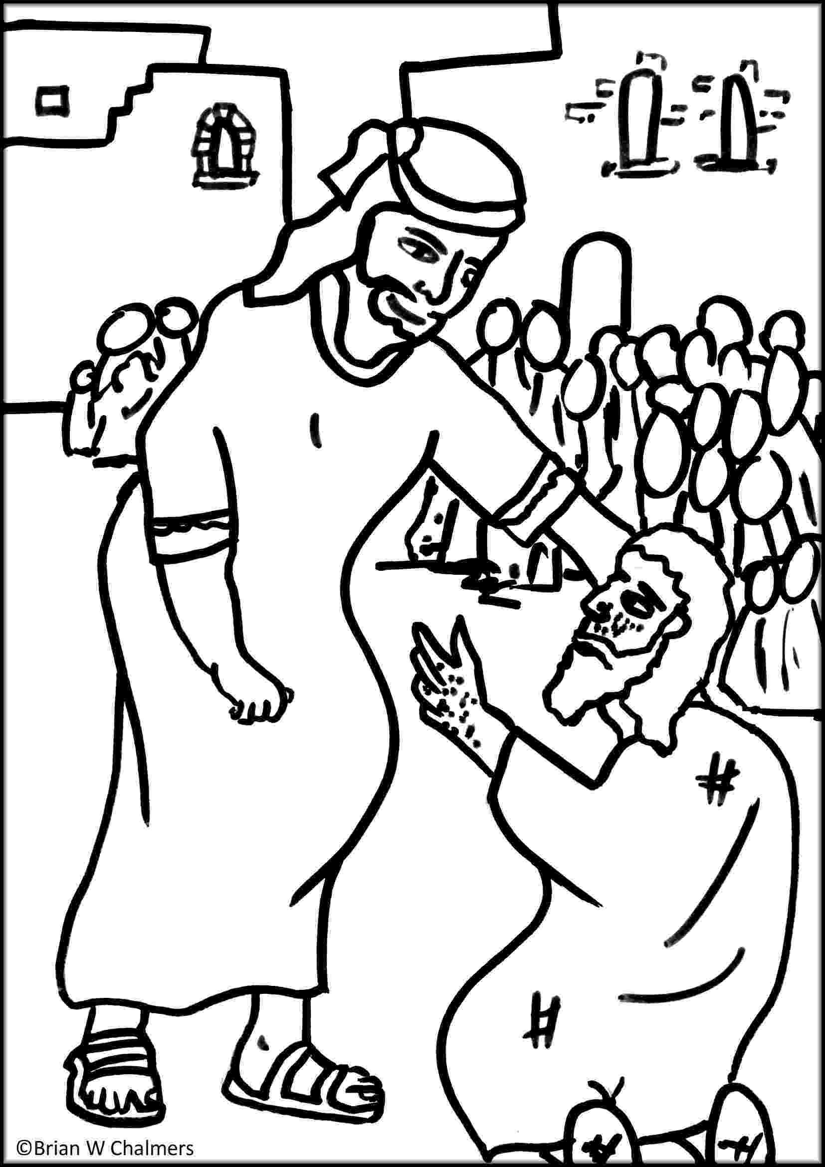 jesus heals a leper coloring page jesus heals a man with leprosy coloring page coloring pages coloring page heals jesus a leper