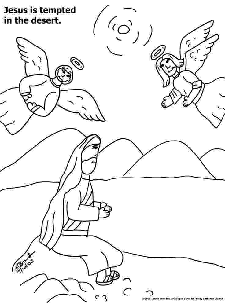 jesus temptation coloring sheet 8 best images about jesus in desert on pinterest coloring temptation sheet jesus
