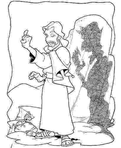 jesus temptation coloring sheet jesus is tempted coloring page sundayschoolist temptation coloring sheet jesus