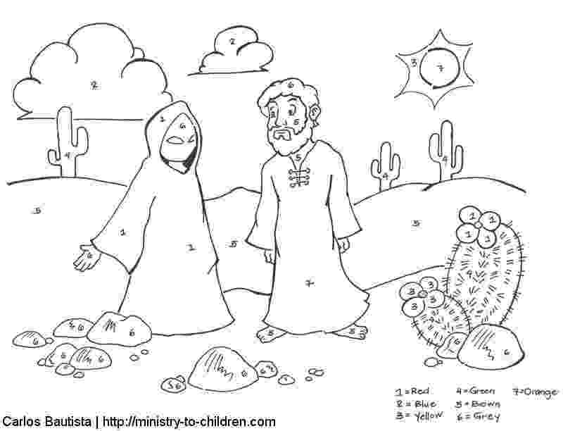 jesus temptation coloring sheet satan tempts jesus coloring page jesus sheet temptation coloring