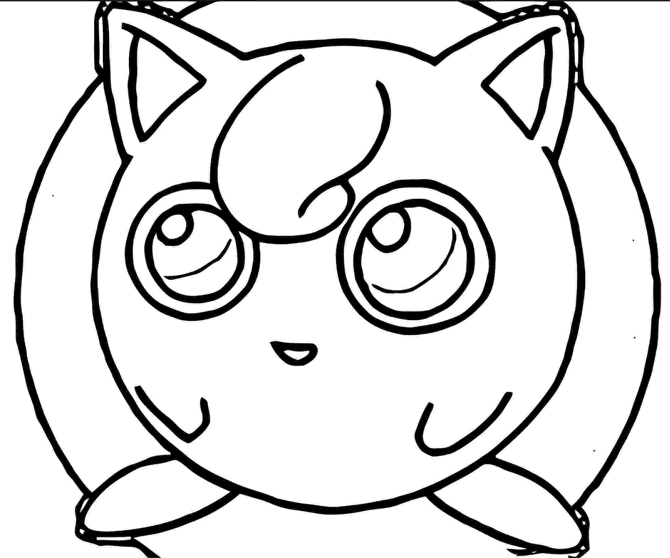 jigglypuff coloring pages jigglypuff coloring page wecoloringpage 140 pages coloring jigglypuff