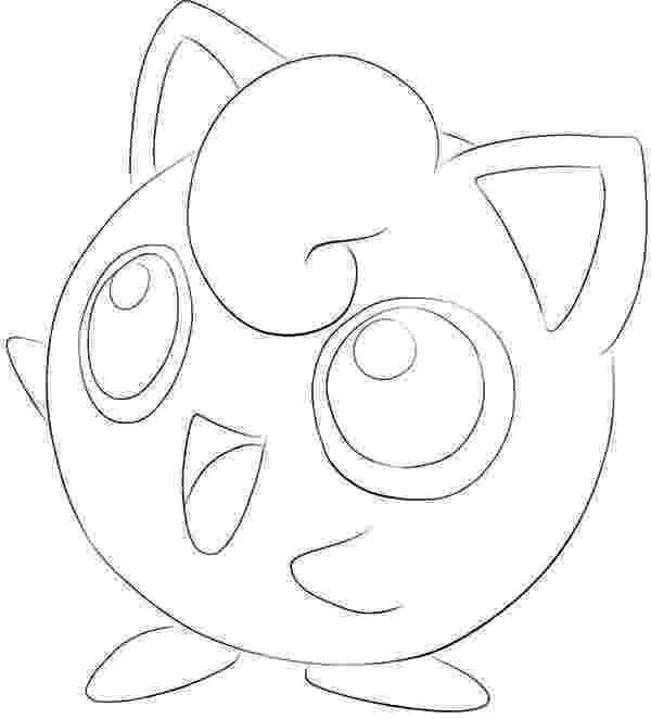 jigglypuff coloring pages jigglypuff holding microphone coloring page download coloring jigglypuff pages
