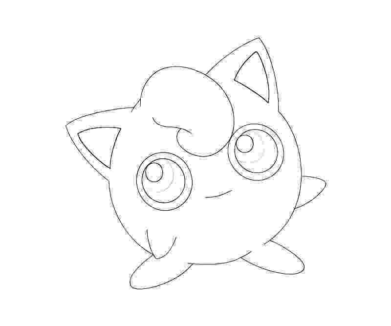 jigglypuff coloring pages jigglypuff pokemon coloring page free pokémon coloring coloring pages jigglypuff