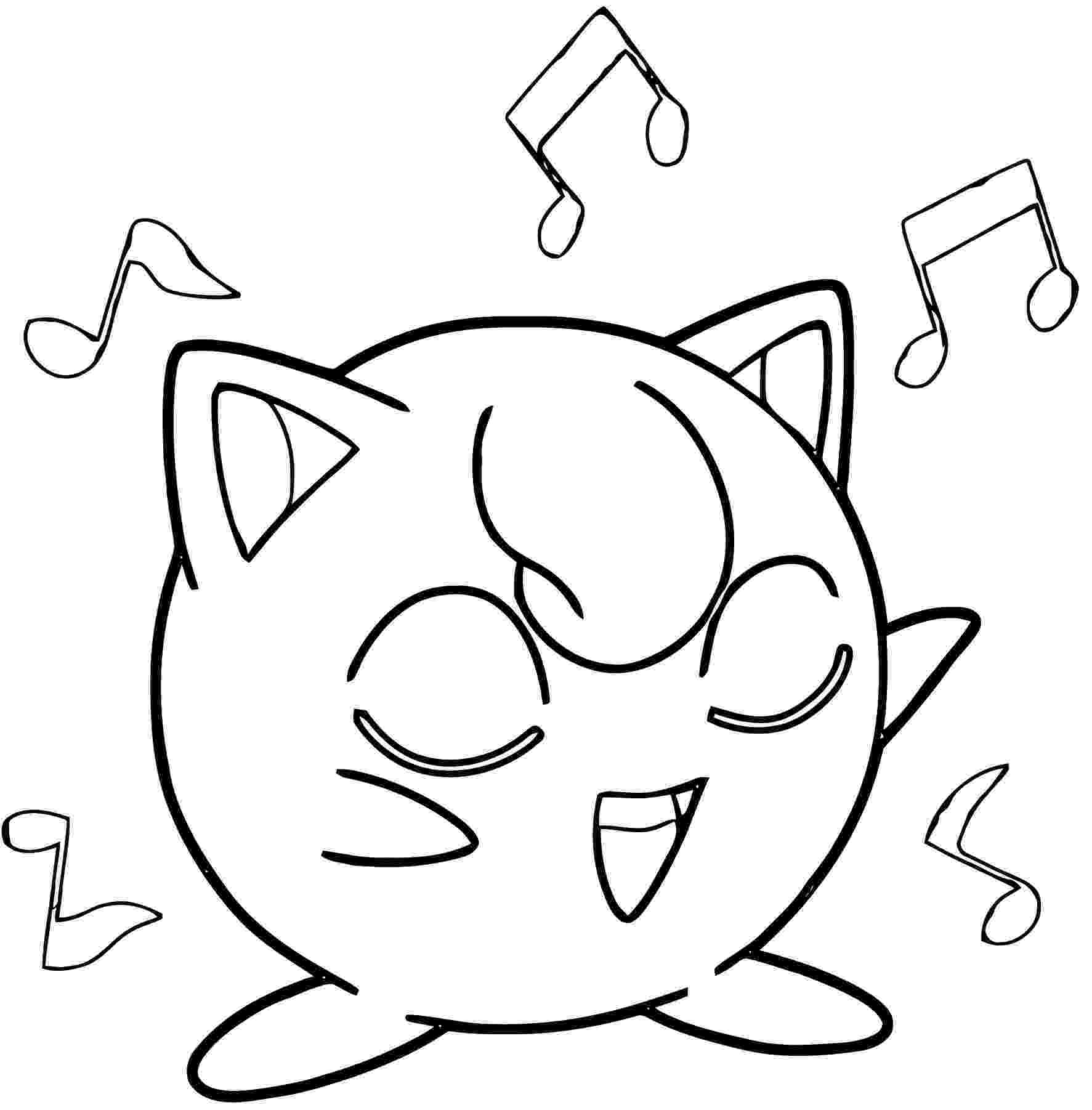 jigglypuff coloring pages jigglypuff possible sketches pinterest pokemon pages coloring jigglypuff