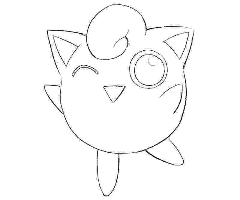 jigglypuff coloring pages jigglypuff singing jozztweet jigglypuff coloring pages