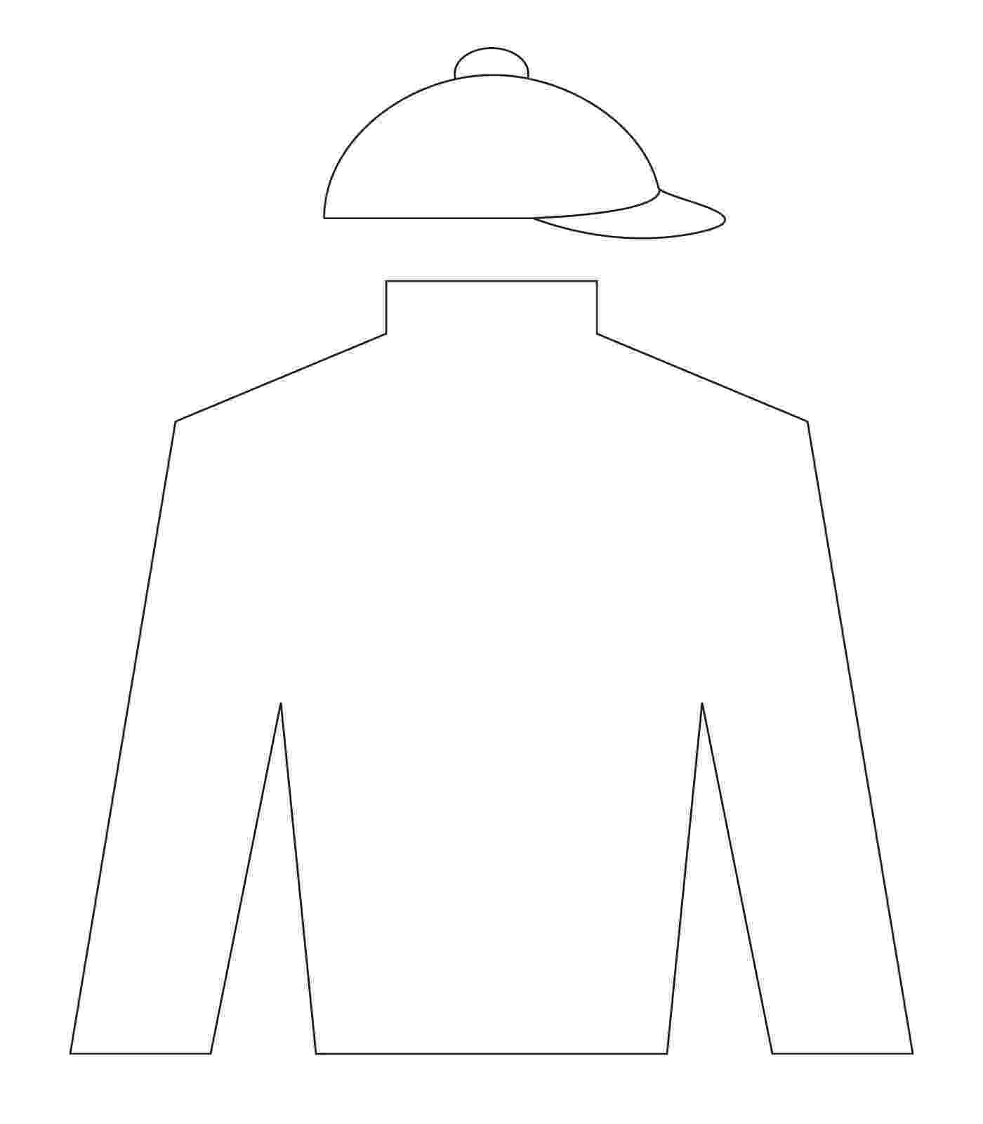 jockey silks coloring pages design your own jockeys silks special events pinterest coloring jockey pages silks