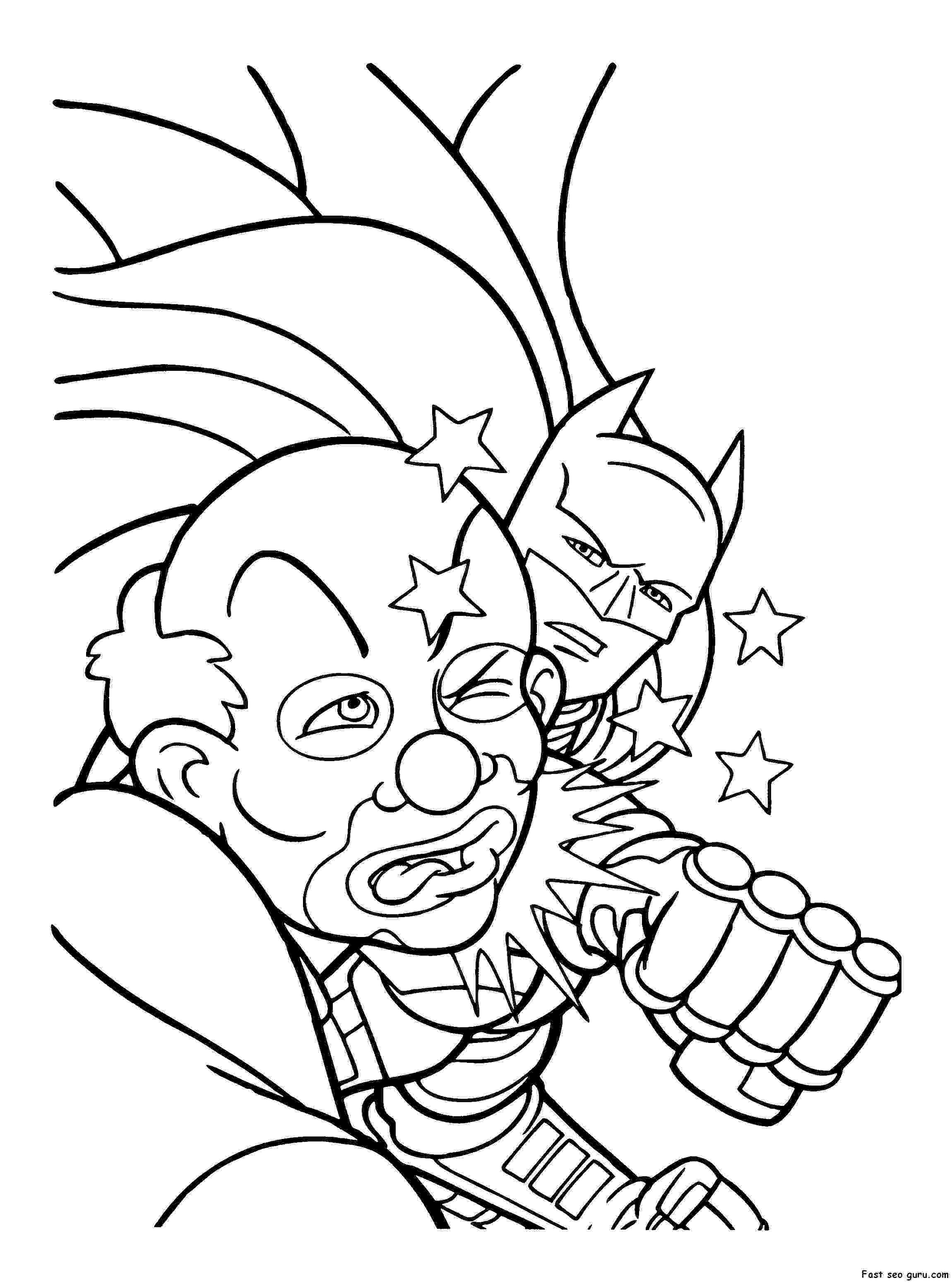 joker coloring pages printable joker coloring pages best coloring pages for kids coloring joker pages printable
