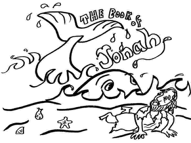 jonah and the whale coloring page jonah and the whale coloring pages free printable whale page jonah the and coloring
