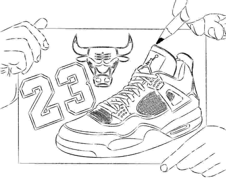 jordan 2 coloring page jordan shoes coloring pages coloring home page 2 coloring jordan