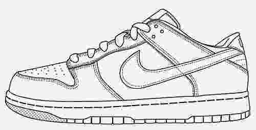 jordan 2 coloring page nike shoes coloring page kids coloring page fashion39s jordan coloring 2 page