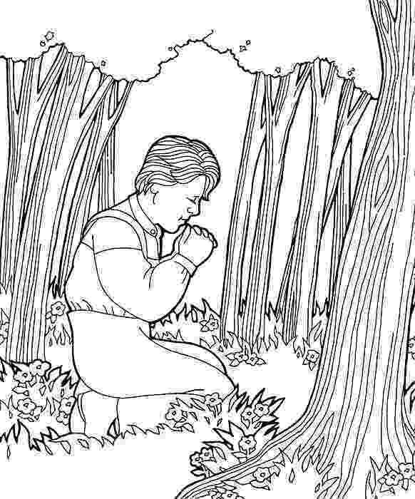 joseph smith coloring pages joseph smith family home evening lesson mormon mommy coloring pages smith joseph