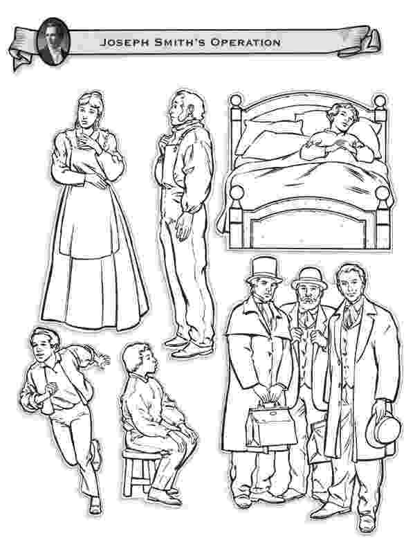 joseph smith coloring pages joseph smith first vision coloring page free printable smith joseph pages coloring