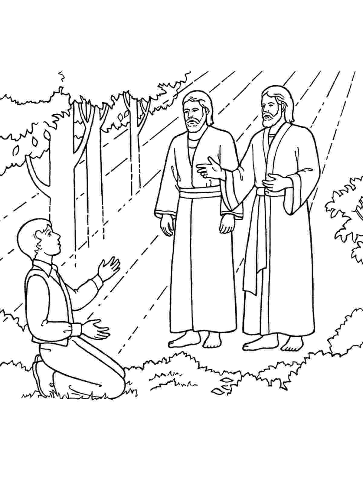 joseph smith coloring pages joseph smith operations coloring page netart coloring smith pages joseph