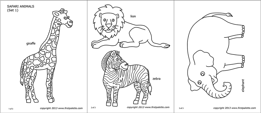 jungle animal coloring book pages 9 jungle animals coloring pages gtgt disney coloring pages coloring jungle animal book pages
