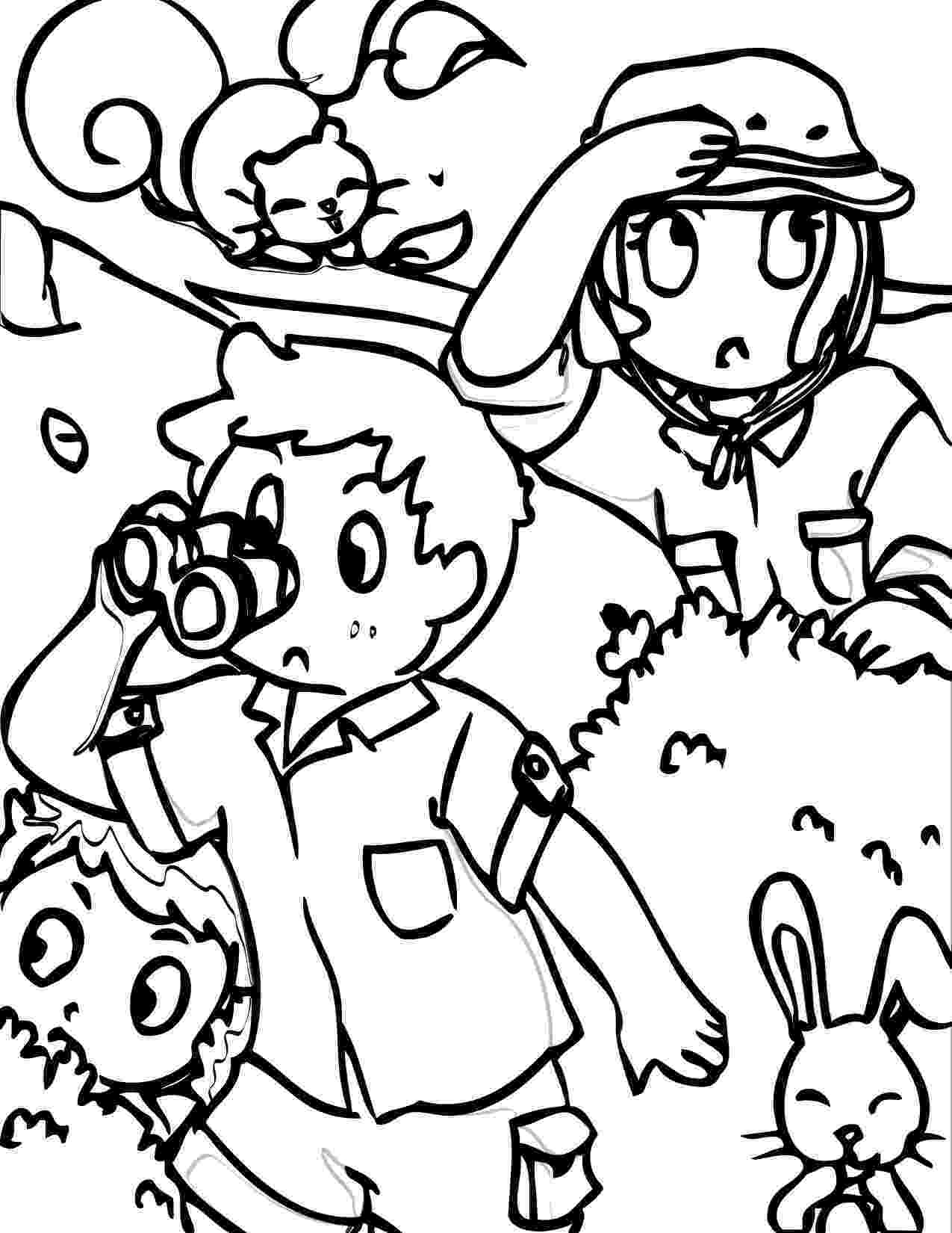 jungle animal coloring book pages safari coloring pages to download and print for free book jungle coloring animal pages