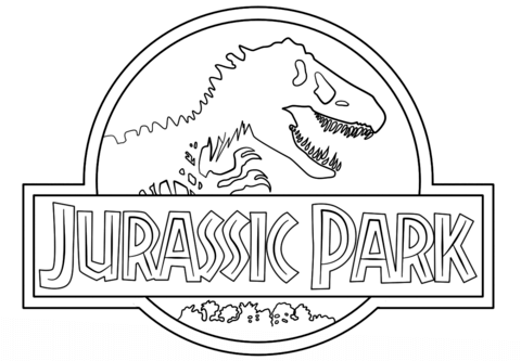 jurassic park coloring free coloring pages printable pictures to color kids park jurassic coloring