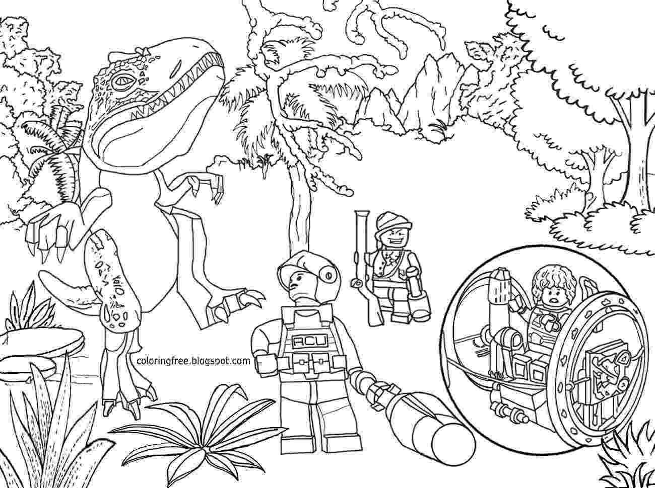jurassic park coloring jurassic park coloring pages coloringpagesabccom jurassic coloring park
