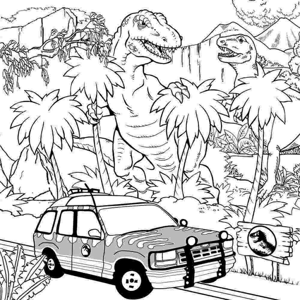 jurassic park coloring pinterest the worlds catalog of ideas park coloring jurassic