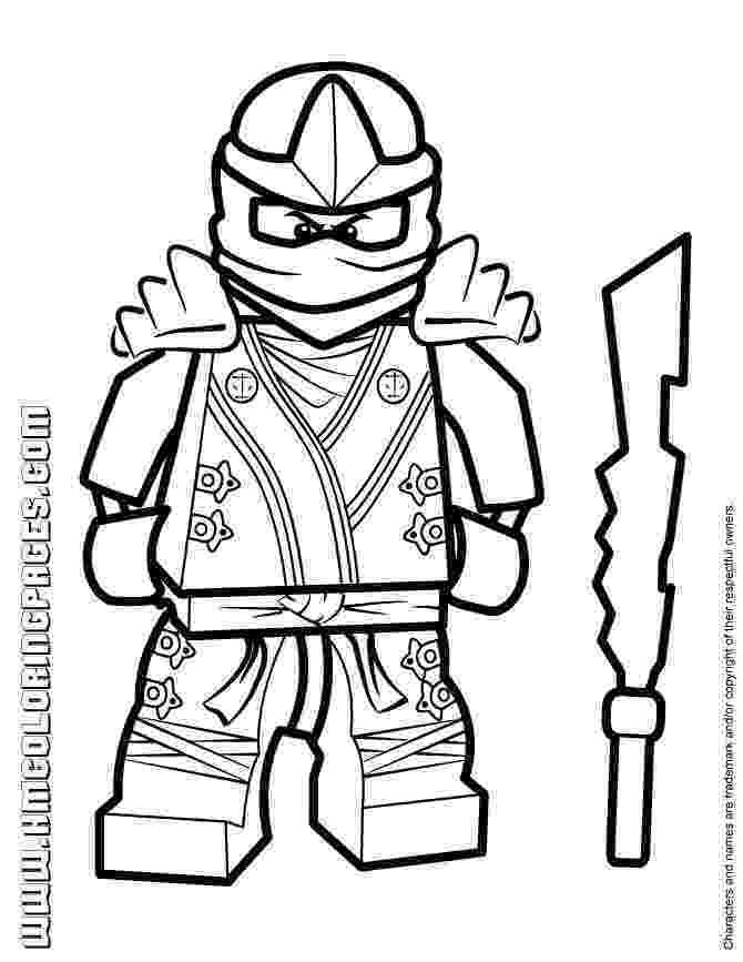 kai coloring pages kai ninjago drawing at getdrawingscom free for personal coloring kai pages