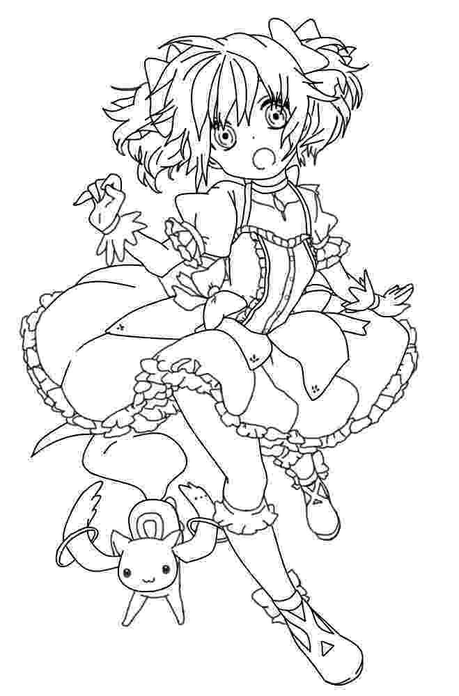 kawaii girl anime drawing girl kawaii drawing group fepaexorg kawaii girl