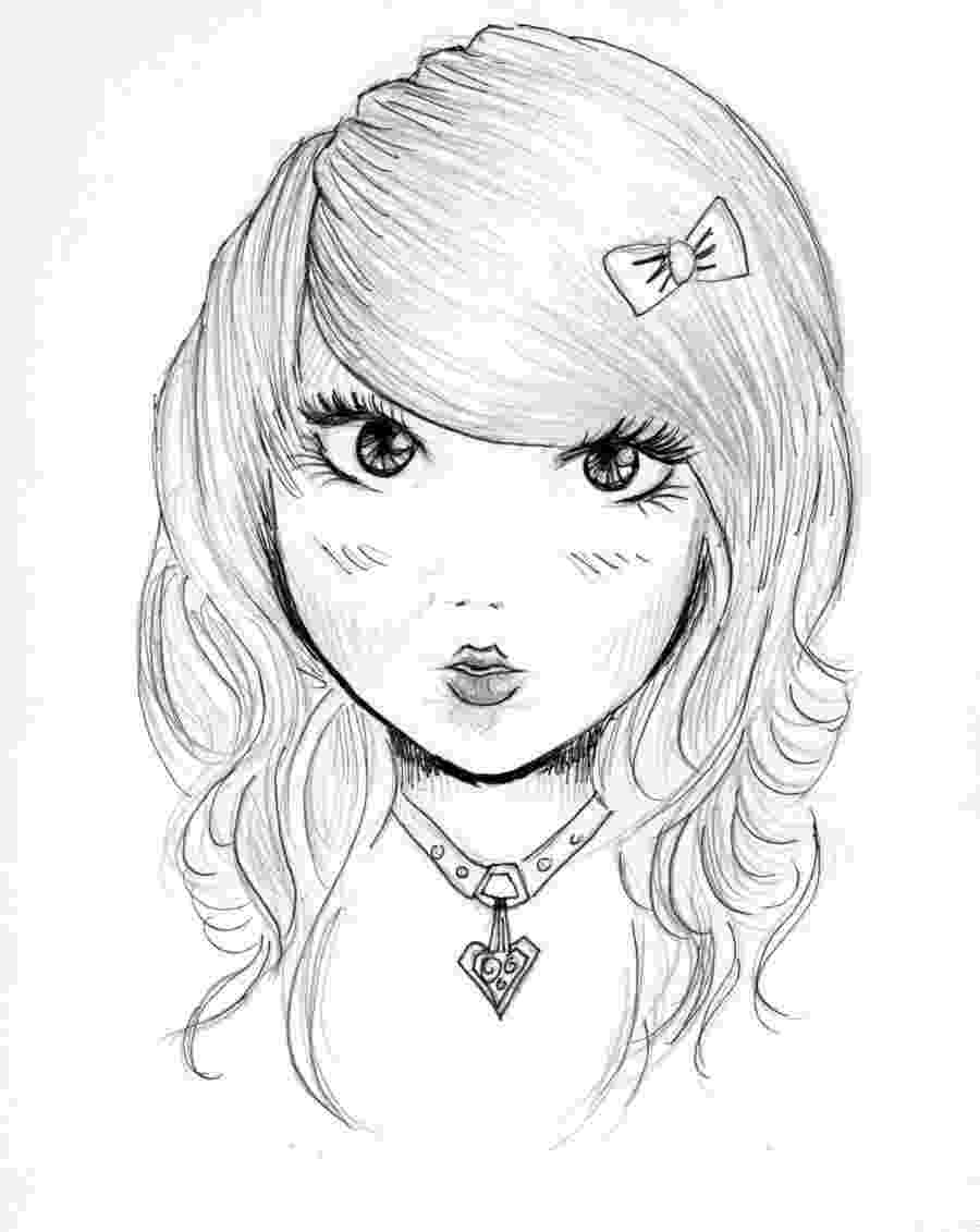 kawaii girl image about cute in illustrations female by lizette girl kawaii