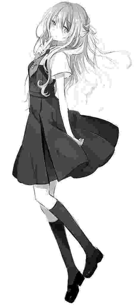 kawaii girl manga girl lạnh lùng trắng đen tìm với google anime girl kawaii
