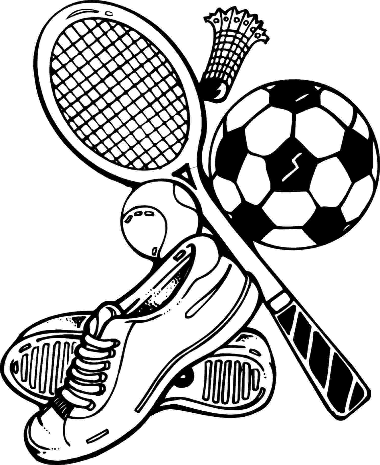 kids sports coloring pages tennis coloring pages for childrens printable for free kids coloring sports pages